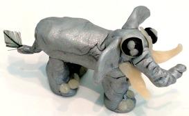h - elephant